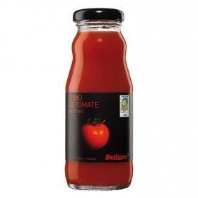 Zumo ecológico tomate