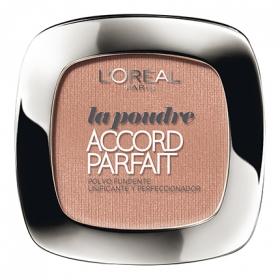 Polvos compactos Accord Perfect Poudre R3 beige rosa L'Oréal 1 ud.