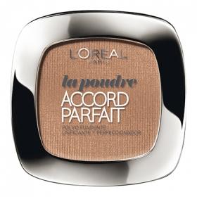 Polvos compactos Accord Perfect d5 sable dore L'Oréal 1 ud.