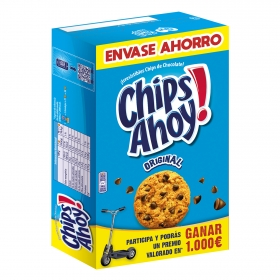 Galletas con pepitas de chocolate Chips Ahoy 400 g.