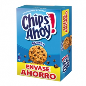 Galletas con chips de chocolate Chips Ahoy