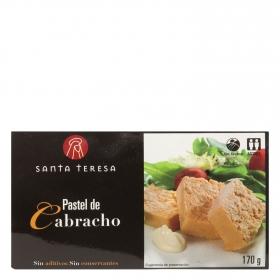 Pastel de cabracho Santa Teresa 170 g.