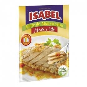 Filete de atún en salsa Isabel 160 g.