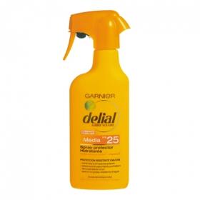 Spray solar hidratante FP 25