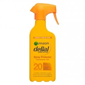 Solar hidratante FP 15 Delial 300 ml.