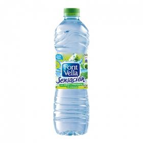 Agua mineral con manzana Sensación
