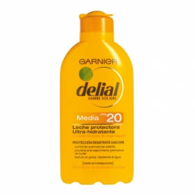 Leche solar ultra-hidratante FP20