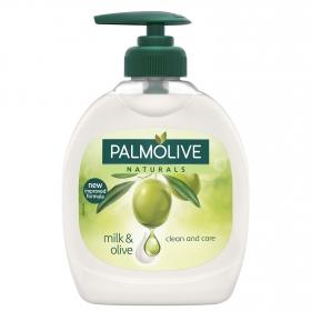 Jabón de manos líquido Leche y Oliva