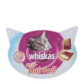 Snack contra las bolas de pelo para gato