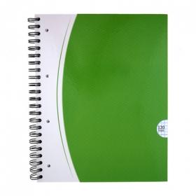 Cuaderno microperforado