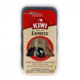 Esponja autobrillante para calzado Kiwi 1 ud.
