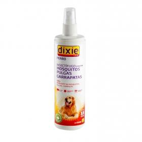 Spray insectífugo para perros