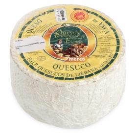 Queso Quesuco D.O.P. De Liebana Consorcio de Quesos pieza 300 g