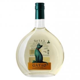 Vino portugués verde Gatao 75 cl.