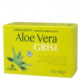 Dermojabón Aloe Vera