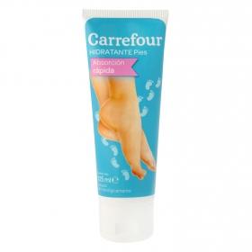 Crema hidratante de pies