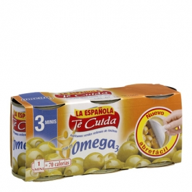 Aceituna anchoa omega 3