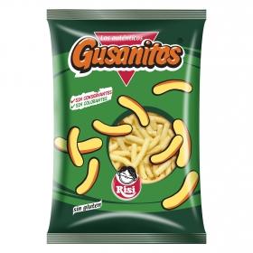 Gusanitos sin gluten