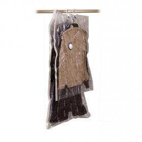 Set de Funda para la ropa de Plástico 70 x 145 x 1 cm - Translúcido