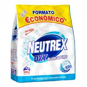 Quitamanchas Oxy blanco puro sin lejía