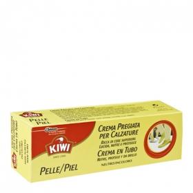 Betún crema incoloro Kiwi 75 ml.