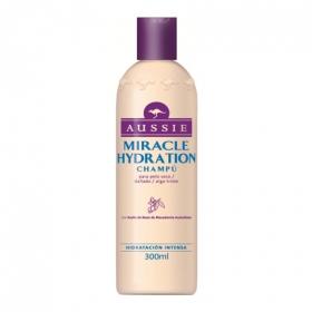 Champú para cabello seco o dañado Aussie 300 ml.