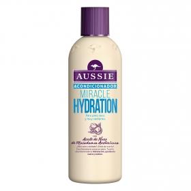 Acondicionador para cabello seco o dañado Aussie 250 ml.