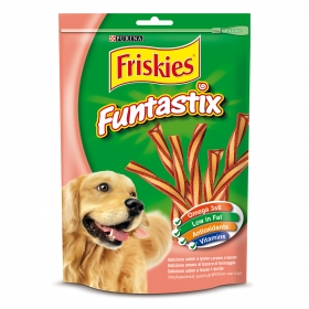 Purina Friskies Snacks para Perros Funtastix 175g