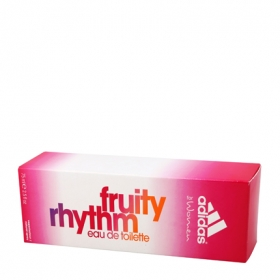 Agua de colonia femenina woman fruity rhythm Adidas 75 ml.