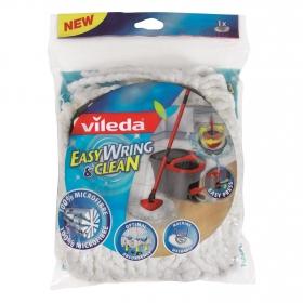 Set de Fregado y recambio Easy Wring & Clean VILEDA  - Blanco