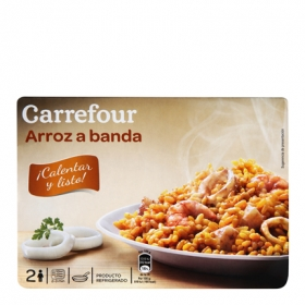 Arroz Abanda Carrefour 320 g.
