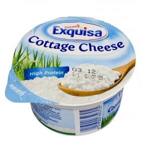 Queso fresco cottage cheese Exquisa 200 g