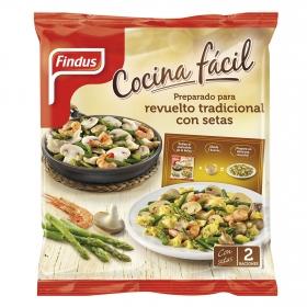 Revuelto de setas tradicional Findus-Verdeliss 300 g.