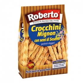 Colines salados con sesamo Roberto 150 g.