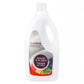 Detergente para ropa de color líquido Carrefour 40 lavados