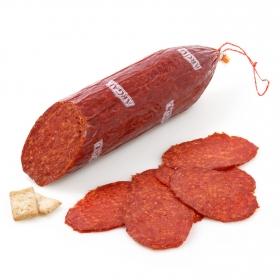 Chorizo de pamplona extra Carrefour al corte 300 g aprox