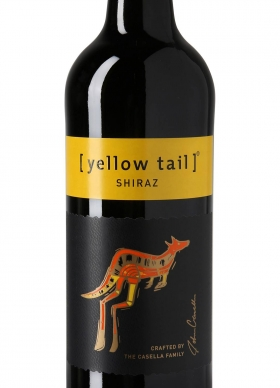 Yellow Tail Syrah Tinto 2017