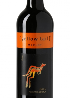 Yellow Tail Merlot Tinto 2017