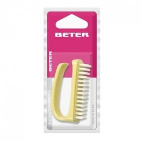 Cepillo de uñas púas nylon Beter 1 ud.