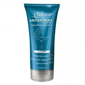 Crema antiestrías E'lifexir 200 ml.