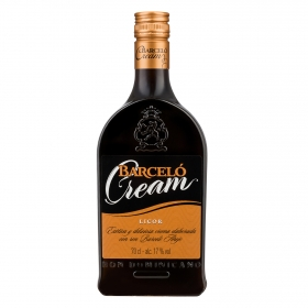 Crema de ron Barceló 70 cl.