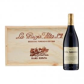 LOTE 67: 2 botellas D.O. Ca. Rioja Viña Ardanza tinto reserva 75 cl.