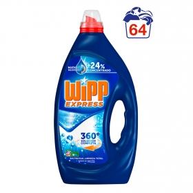 Detergente líquido Wipp Express 64 lavados.
