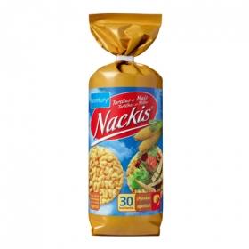 Tortitas de maíz