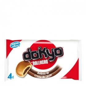 Bollycao Dokyo Bakery donuts iberia pack de 4 unidades de 45 g.