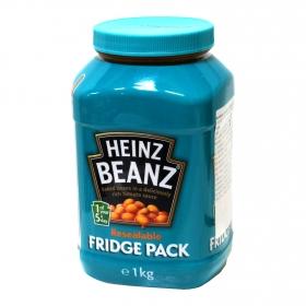 Alubias cocidas en salta de tomate Heinz Beanz 1 Kg.