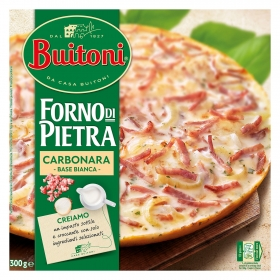Pizza carbonara Buitoni 300 g.
