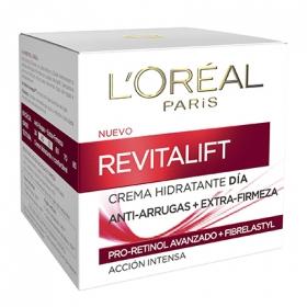 Crema intensiva anti-edad L'Oréal-Revitalift 50 ml.