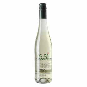 Vino blanco verdejo frizzante 5,5 º Vega Eresma 75 cl.