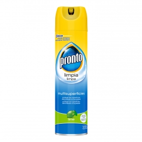 Limpiahogar multiusos aroma limón Pronto 300 ml.